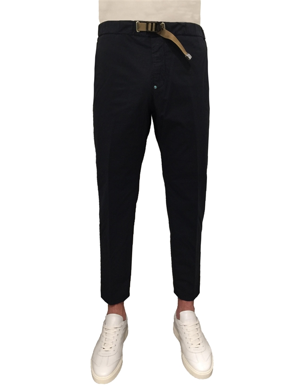 White Sand - Pantaloni - PANT SU16 17 37 BLU