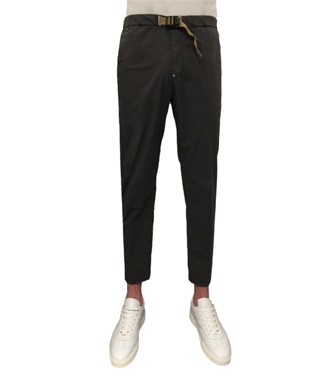 White Sand - Pantaloni - pant su16 17 35 fumo