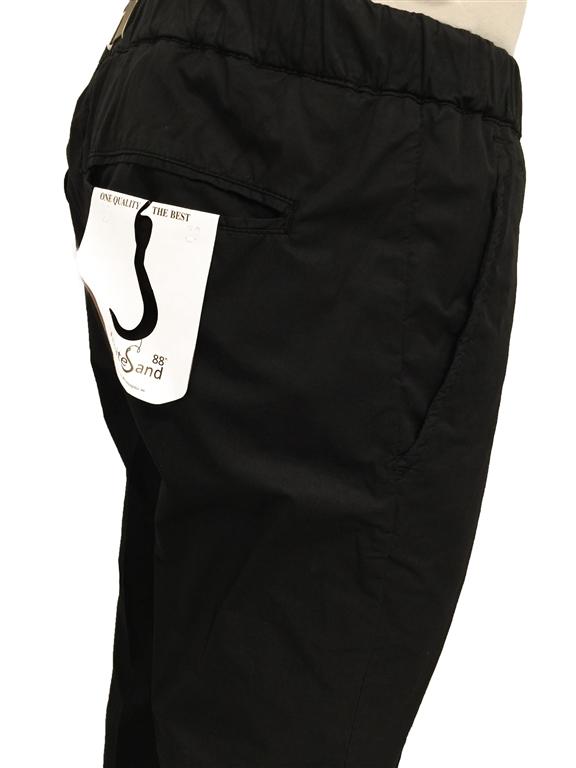 White Sand - Pantaloni - pant su16 17 999 nero 1