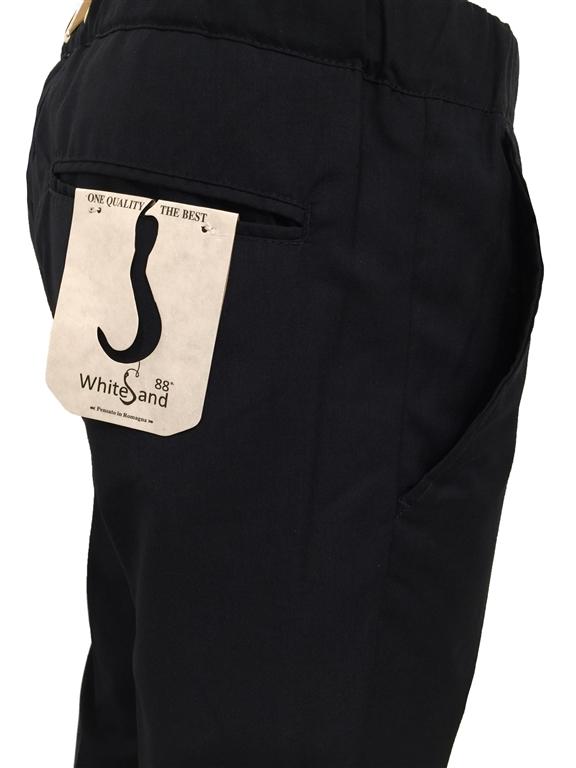 White Sand - Pantaloni - pant su16 351 37 blu 1