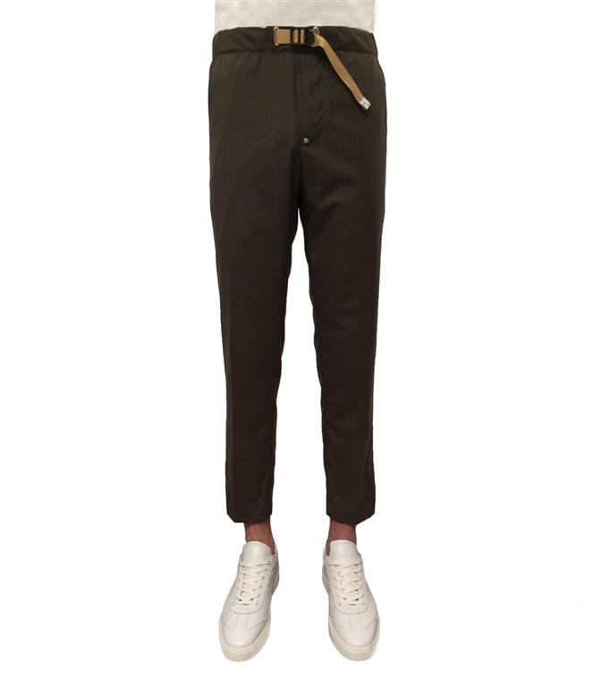 White Sand - Pantaloni - PANT SU16 351 27 VERDE