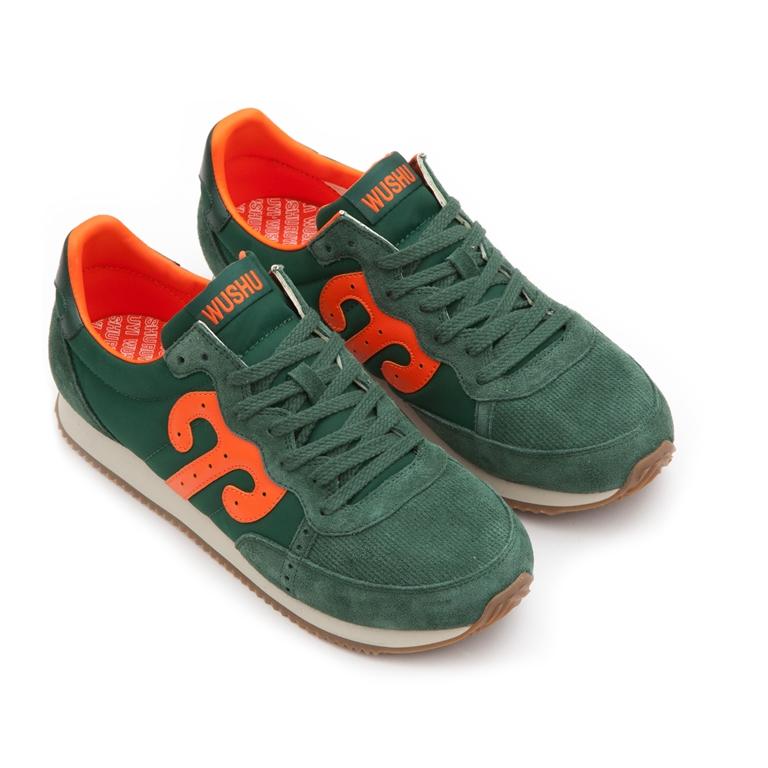 Wushu Ruyi - Scarpe - Sneakers - sneaker tiantan green 1