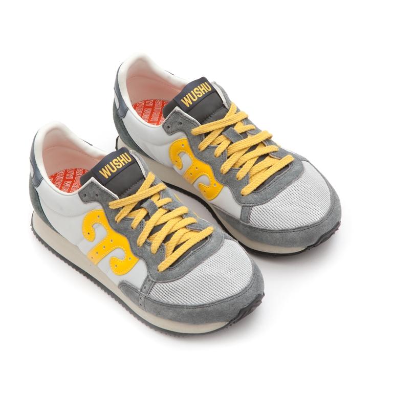 Wushu Ruyi - Scarpe - Sneakers - sneaker tiantan grey 1