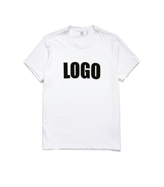 Aspesi - T-Shirt - t-shirt logo bianca
