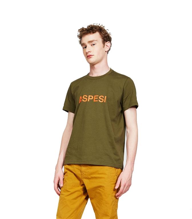 Aspesi - Outlet - t-shirt aspesi militare 1