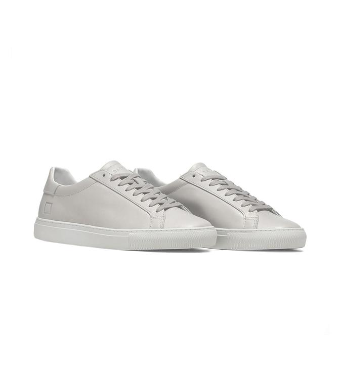 D.A.T.E. - Scarpe - Sneakers - newman calf gray 1