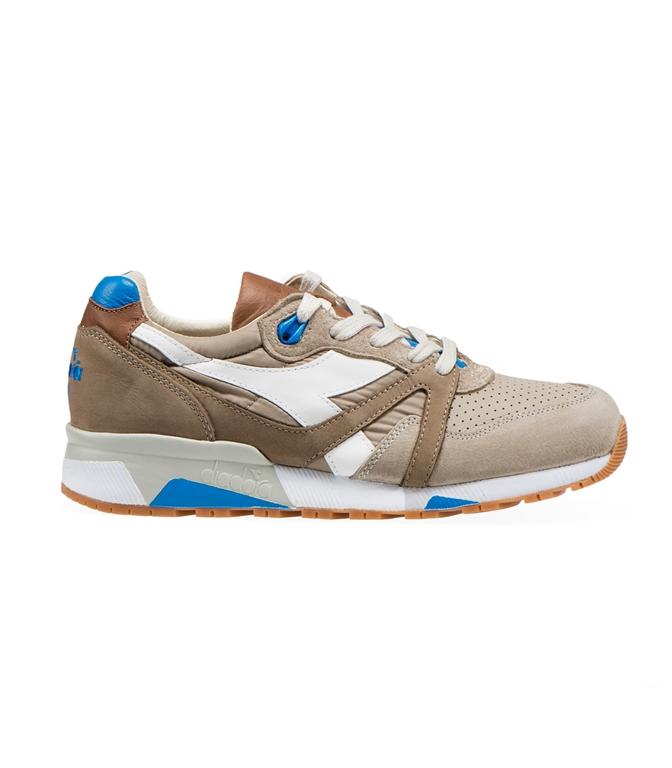 Diadora Heritage - Scarpe - Sneakers - n9000 h ita blu chiaro