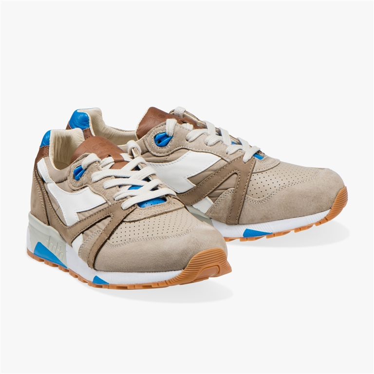 Diadora Heritage - Scarpe - Sneakers - n9000 h ita blu chiaro 1