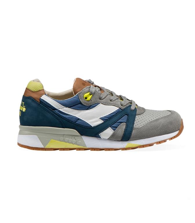 Diadora Heritage - Scarpe - Sneakers - N9000 H ITA VERDE LIME SELVATICO