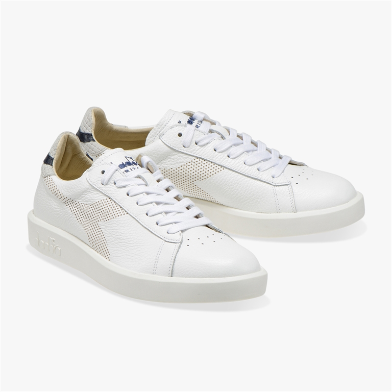 Diadora Heritage - Scarpe - Sneakers - game h italia bianca 1