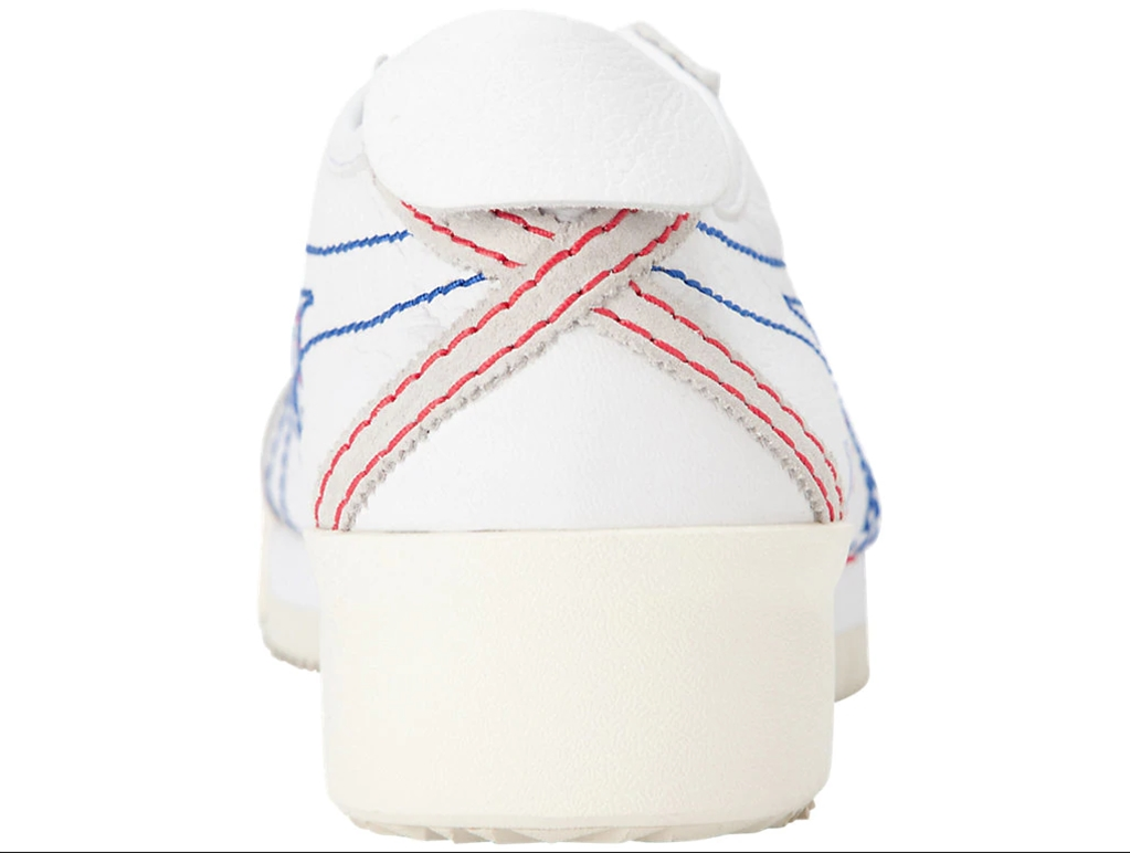 GCDS - Scarpe - Sneakers - mexico based white/blue 2