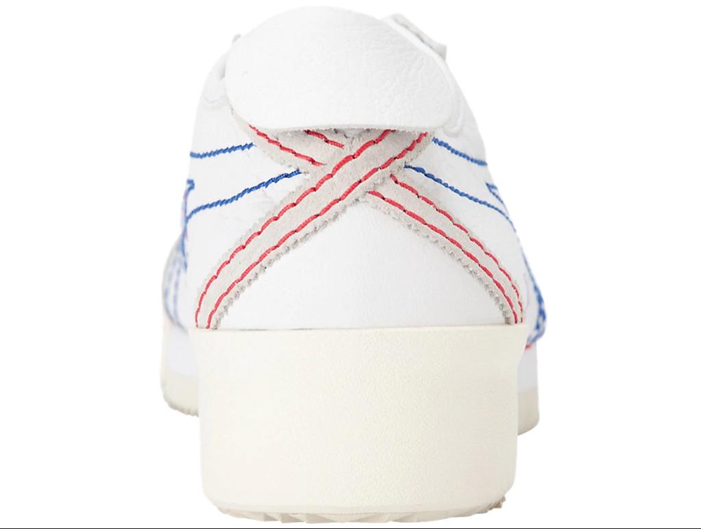 GCDS - Scarpe - Sneakers - mexico based white/blue 2