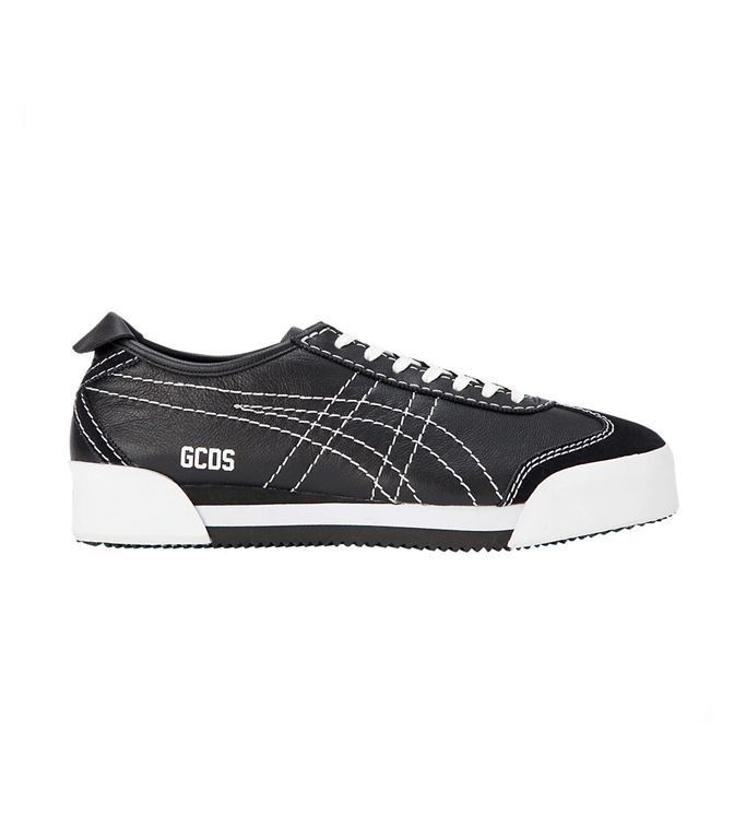 GCDS - Scarpe - Sneakers - mexico based black/white