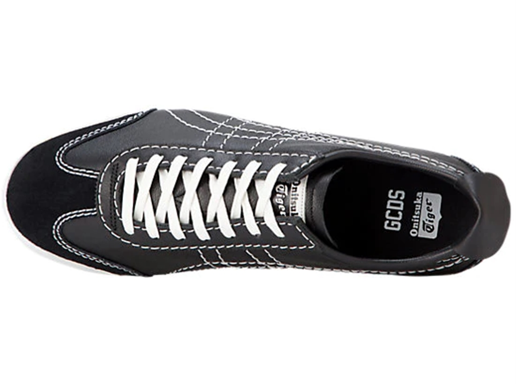 GCDS - Scarpe - Sneakers - mexico based black/white 2