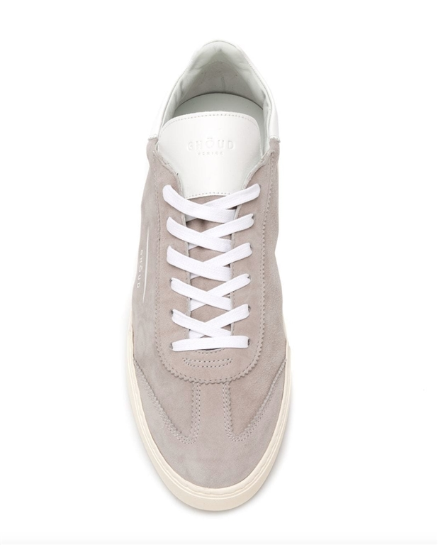 Ghoud Venice - Scarpe - Sneakers - sneaker in suede grey/white 1