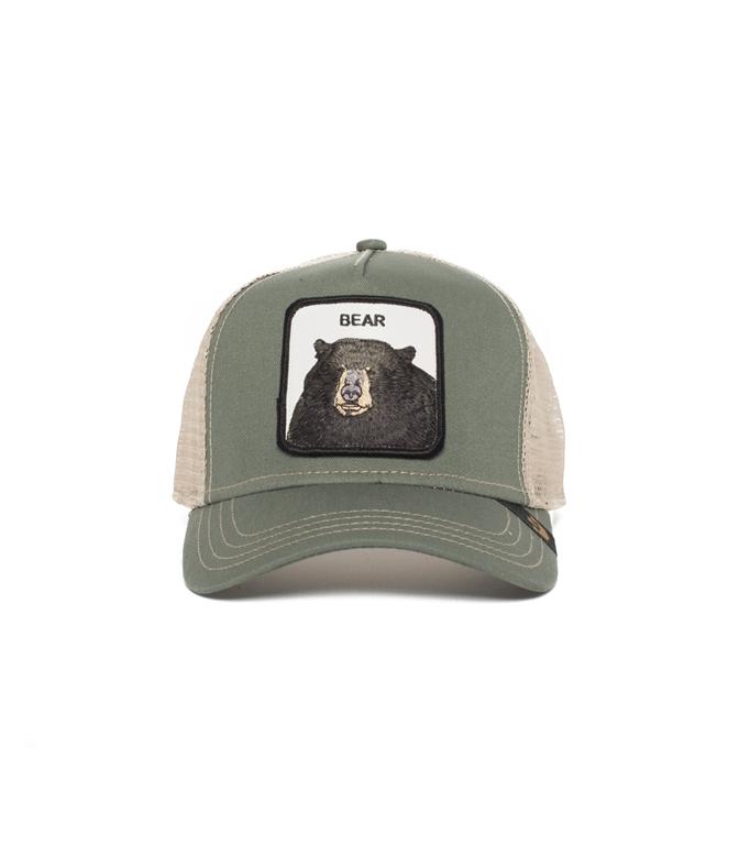 Goorin Bros - Cappelli - trucker baseball hat bear