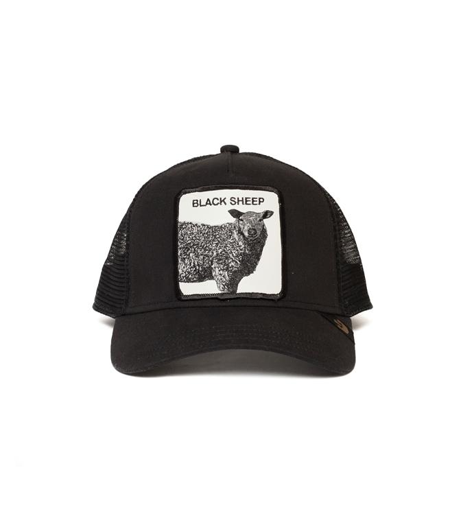 Goorin Bros - Cappelli - trucker baseball hat black sheep