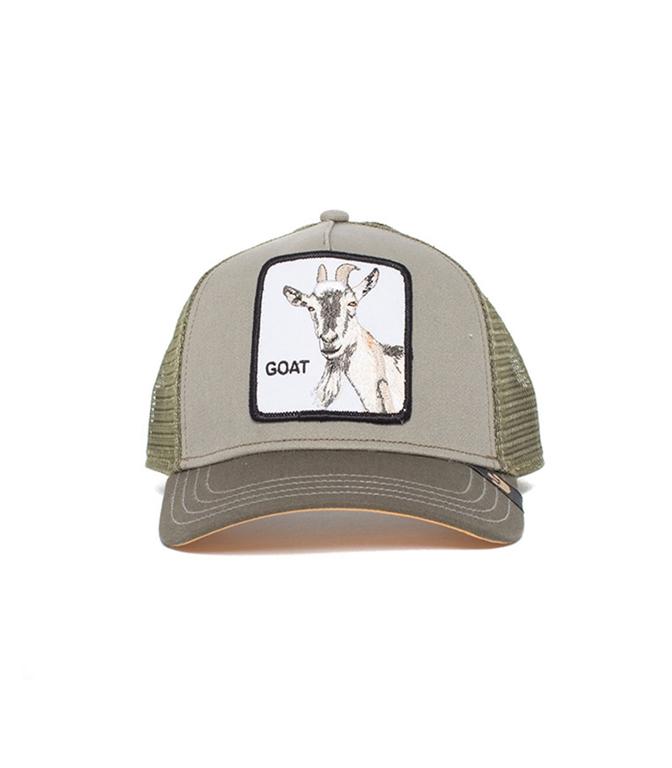 Goorin Bros - Cappelli - trucker baseball hat goat