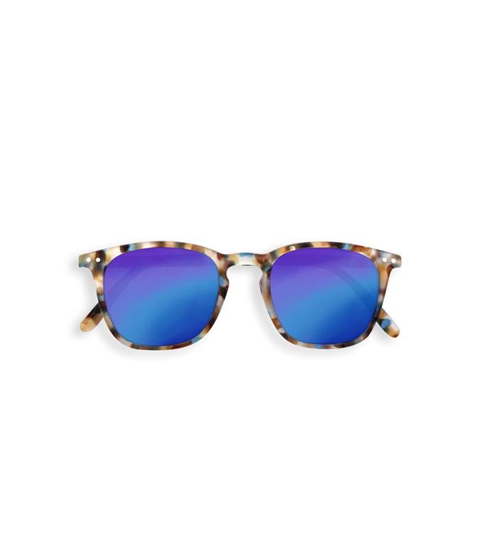 Izipizi - Occhiali - e sun blu tortoise mirror