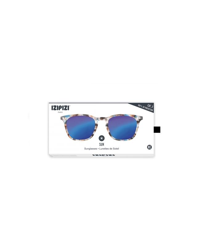 Izipizi - Occhiali - e sun blu tortoise mirror 1