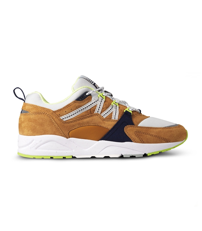 "Karhu - Scarpe - Sneakers - SNEAKER FUSION 2.0""CATCH OF THE DAY"" PACK - PART 1 BUCKTHORN BROWN/BLU FLOWER"