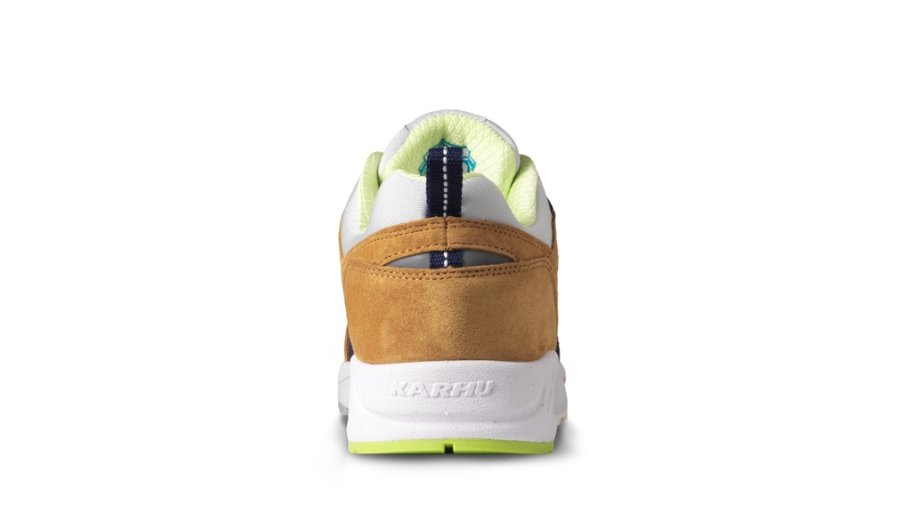 "Karhu - Scarpe - Sneakers - sneaker fusion 2.0""catch of the day"" pack - part 1 buckthorn brown/blu flower 1"
