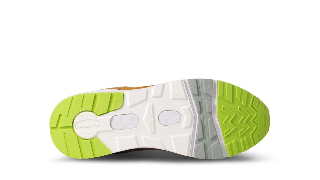 "Karhu - Scarpe - Sneakers - sneaker fusion 2.0""catch of the day"" pack - part 1 buckthorn brown/blu flower 5"