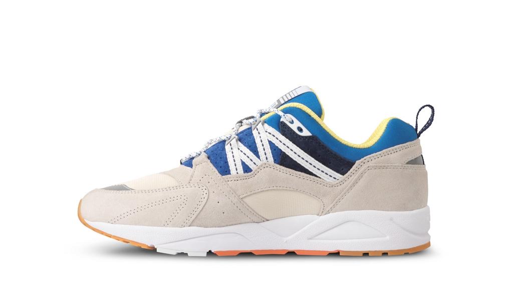 "Karhu - Scarpe - Sneakers - sneaker fusion 2.0""spring festival"" pack - part 1 whitecap gray/daphine 2"