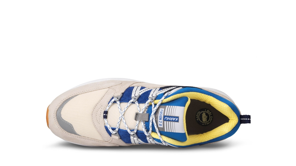 "Karhu - Scarpe - Sneakers - sneaker fusion 2.0""spring festival"" pack - part 1 whitecap gray/daphine 3"