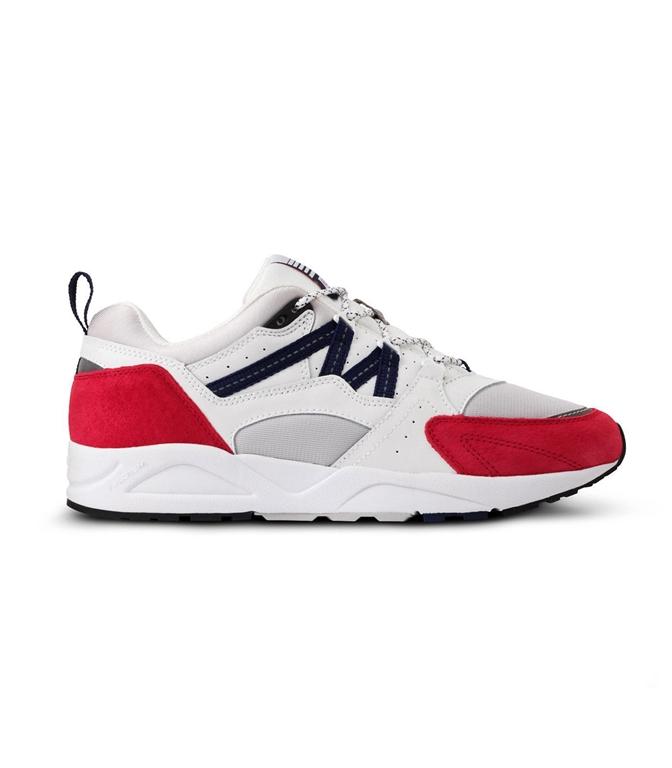 "Karhu - Scarpe - Sneakers - FUSION2.0""SPRING FESTIVAL"" PACK 2 BRIGHT WHITE/BARBADOS CHERRY"
