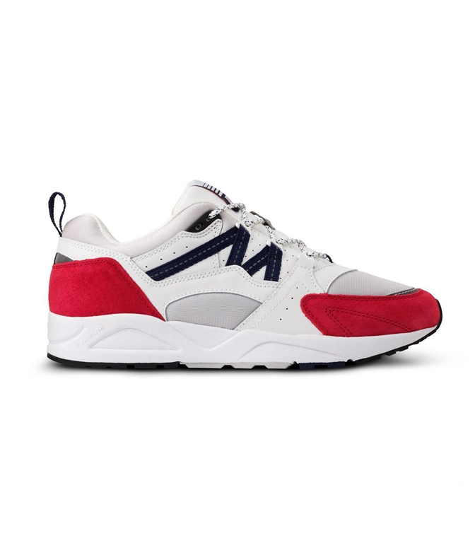 "Karhu - Scarpe - Sneakers - FUSION2.0""SPRING FESTIVAL"" PACK 2 BRIGHT WHITE/BARBADOS CHERRY"