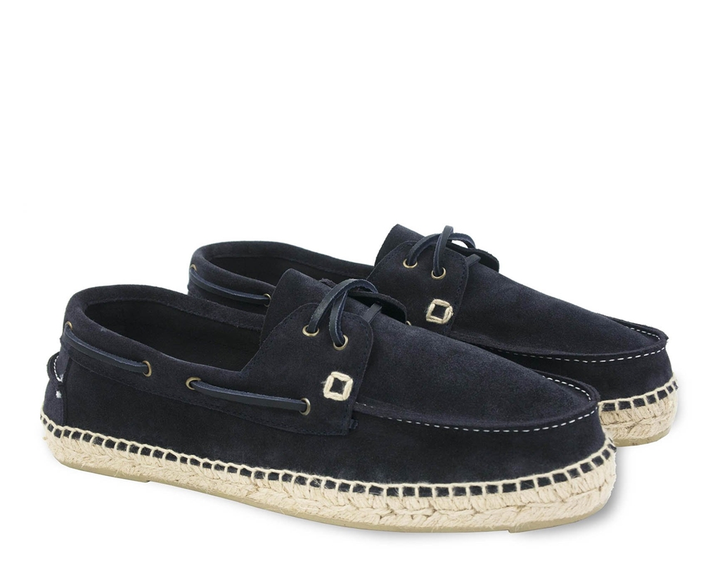 Manebì - Outlet - k 1.5 k0 boat shoes hamptons patriot blu 1