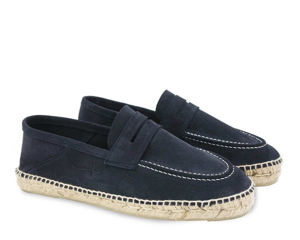 Manebì - Outlet - k 1.5 l0 loafers hamptons patriot blu 1