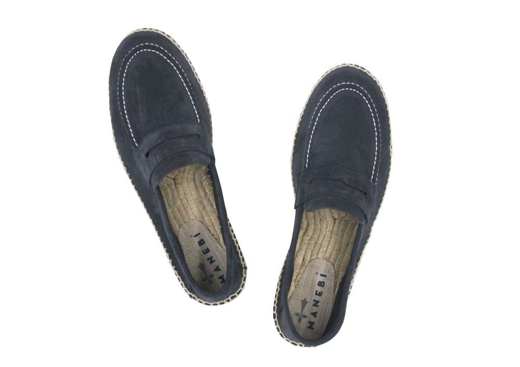 Manebì - Outlet - k 1.5 l0 loafers hamptons patriot blu 2
