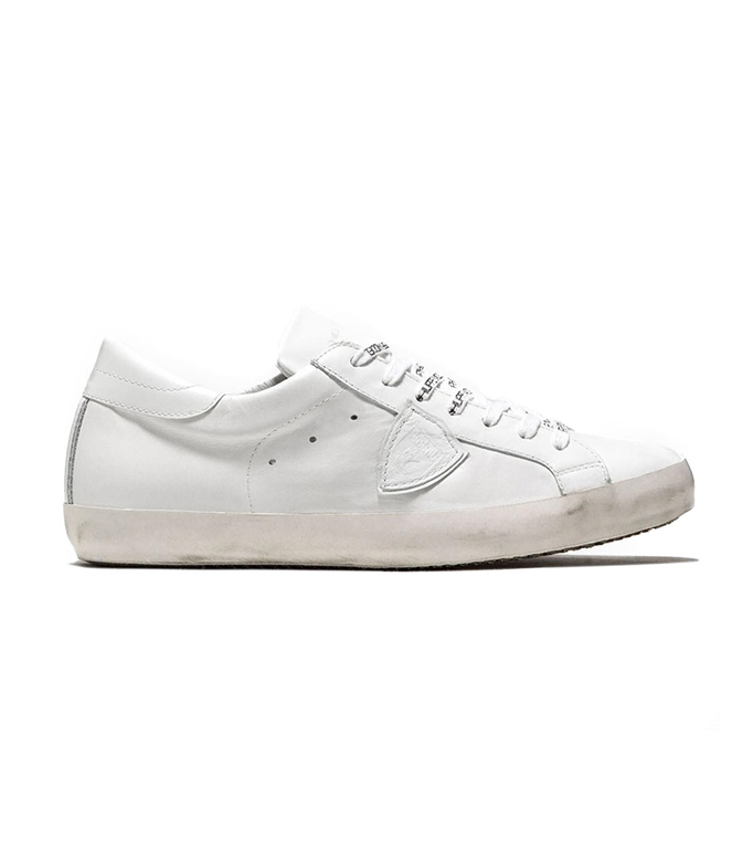Philippe Model - Scarpe - Sneakers - PARIS - BASIC BLANC BLANC