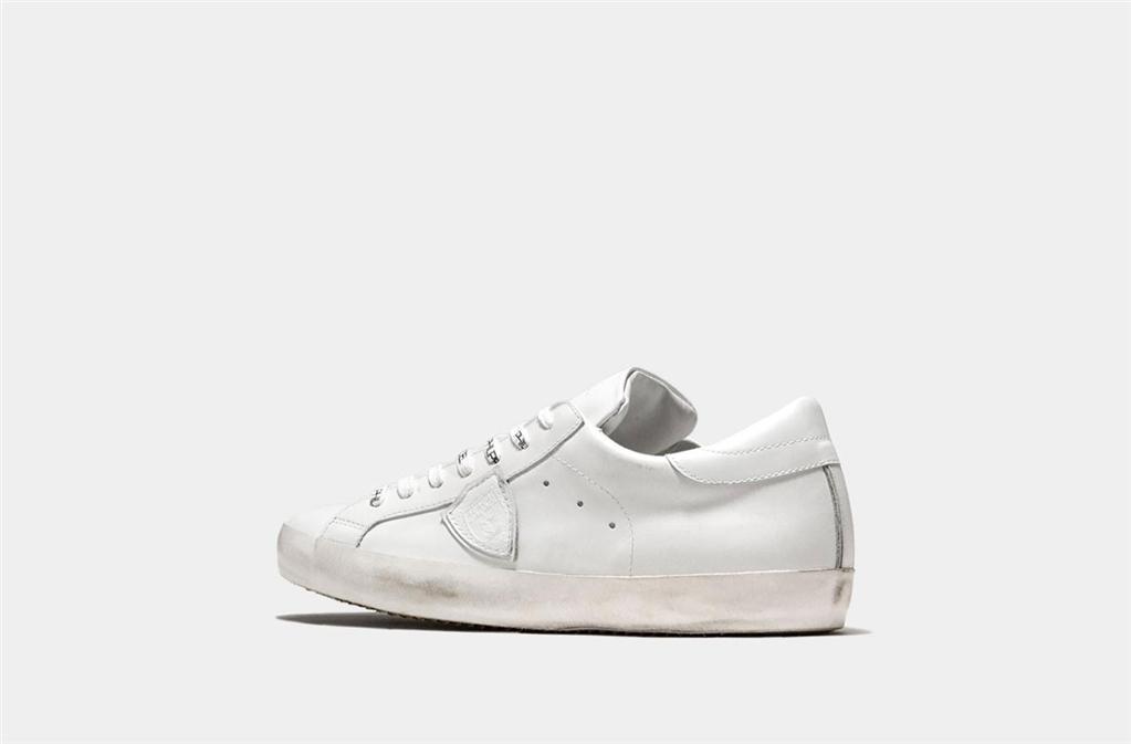 Philippe Model - Scarpe - Sneakers - paris - basic blanc blanc 2