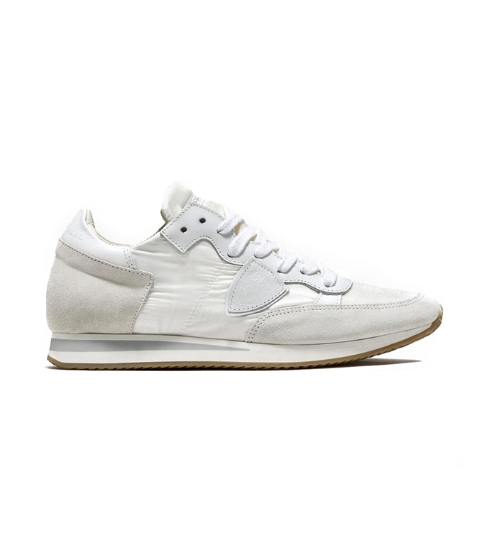 Philippe Model - Scarpe - Sneakers - TROPEZ - BASIC BLANC BLANC