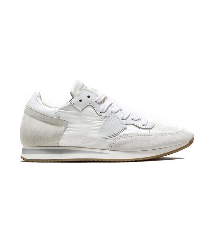 Philippe Model - Scarpe - Sneakers - TROPEZ - BASIC BLANC BLANC