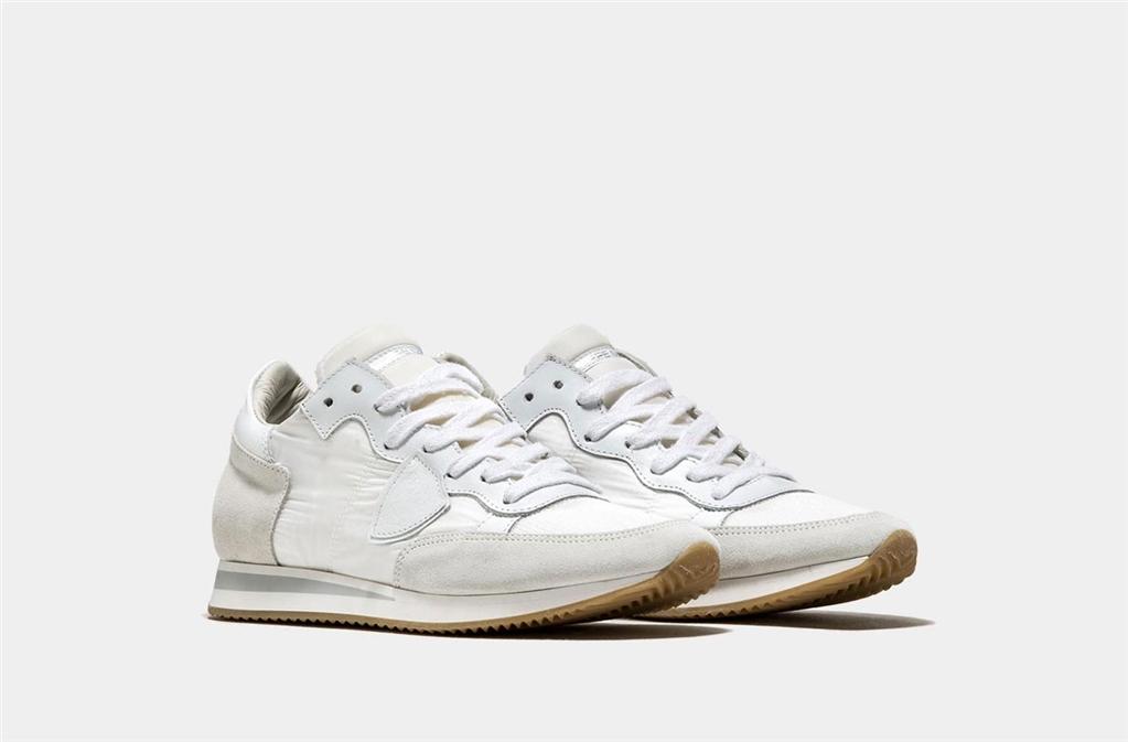 Philippe Model - Scarpe - Sneakers - tropez - basic blanc blanc 1