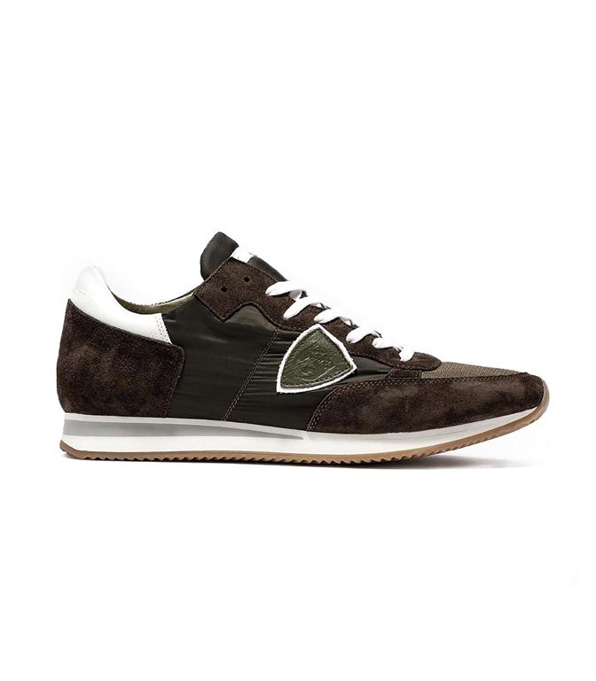 Philippe Model - Scarpe - Sneakers - TROPEZ - BASIC MILITARE