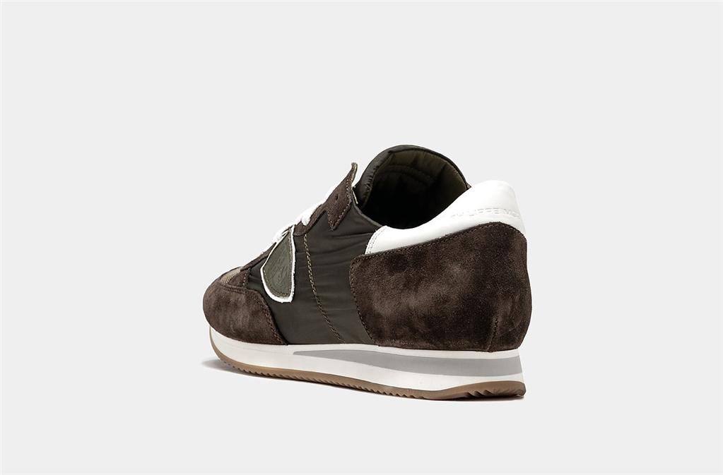 Philippe Model - Scarpe - Sneakers - tropez - basic militare 2