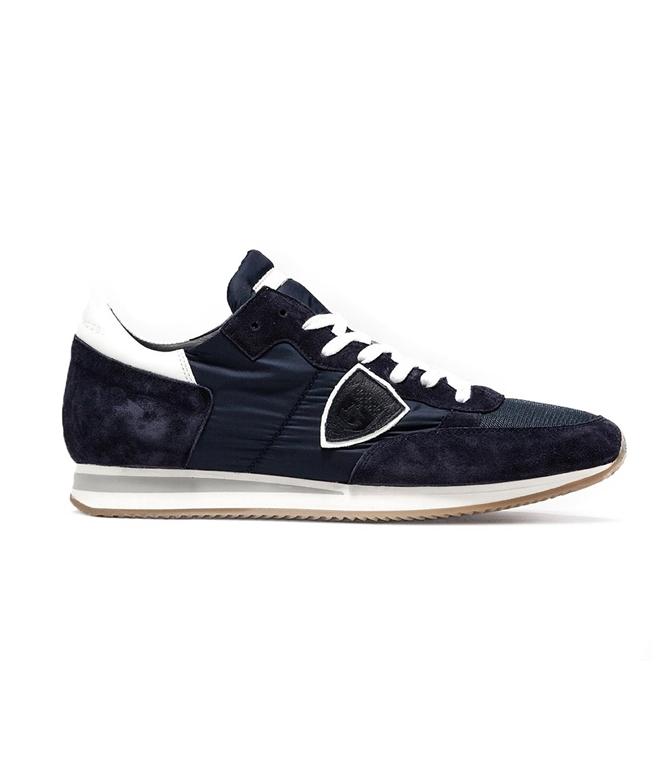 Philippe Model - Scarpe - Sneakers - TROPEZ - BASIC BLEU