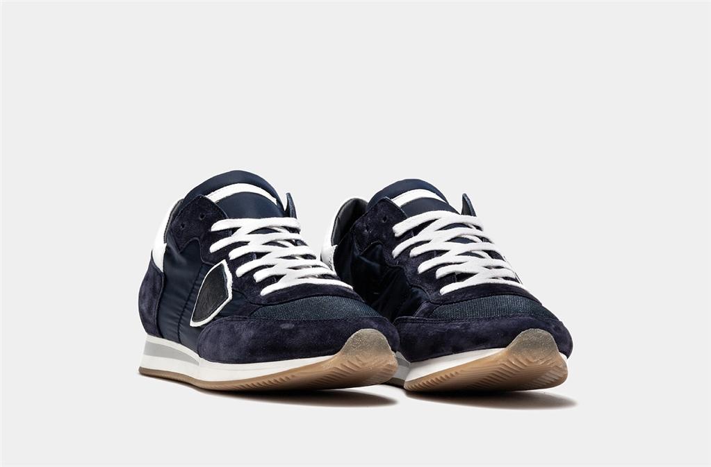Philippe Model - Scarpe - Sneakers - tropez - basic bleu 1