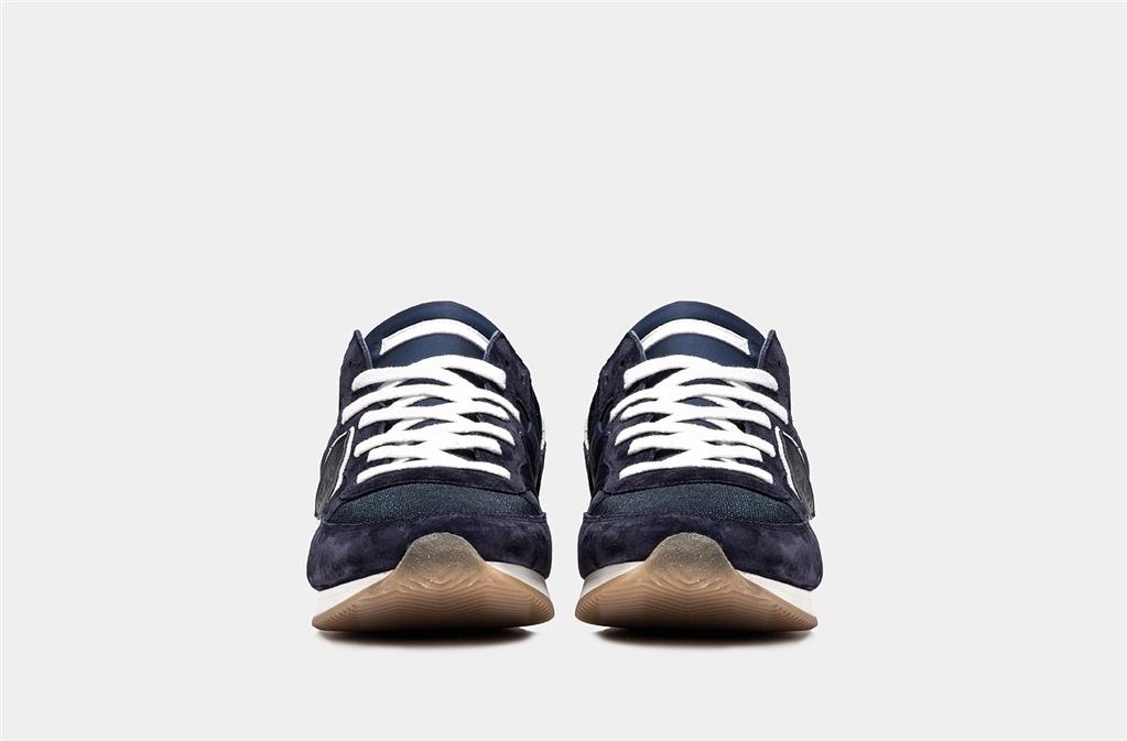 Philippe Model - Scarpe - Sneakers - tropez - basic bleu 3