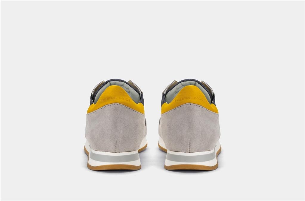 Philippe Model - Scarpe - Sneakers - tropez - mondial gris gris 2