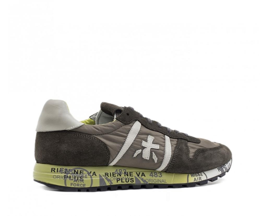 Premiata - Scarpe - Sneakers - eric 3289 verde militare 1