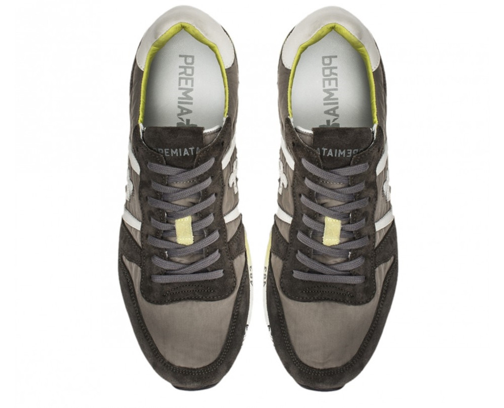 Premiata - Scarpe - Sneakers - eric 3289 verde militare 2