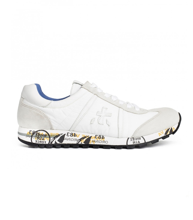 Premiata - Scarpe - Sneakers - lucy 206e bianche