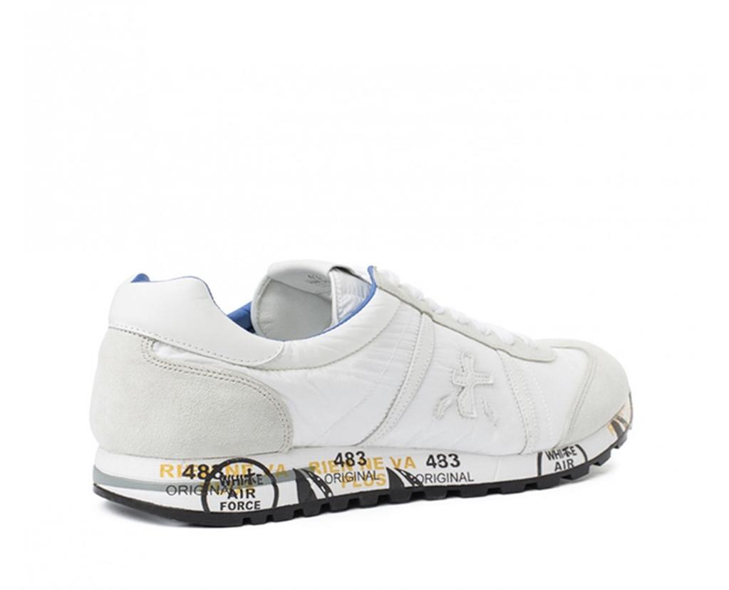 Premiata - Scarpe - Sneakers - lucy 206e bianche 1