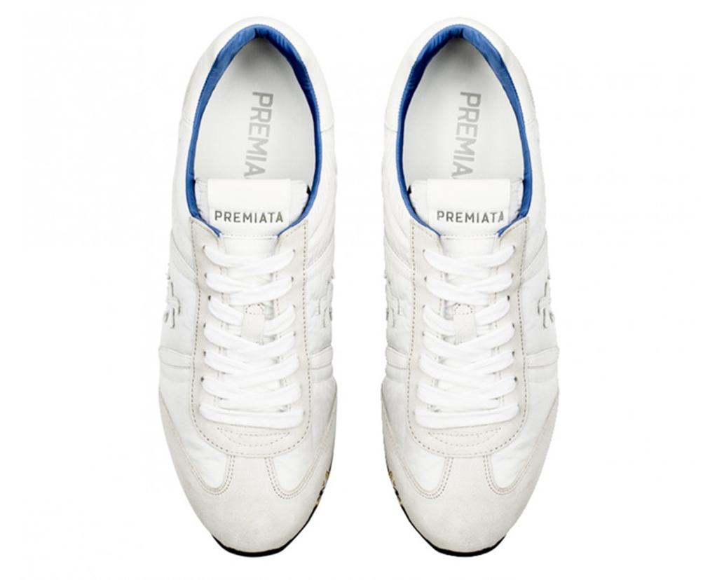 Premiata - Scarpe - Sneakers - lucy 206e bianche 2